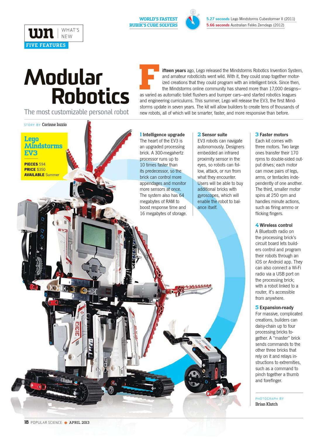 Popular science usa 2013 04 by Science and Technology - issuu