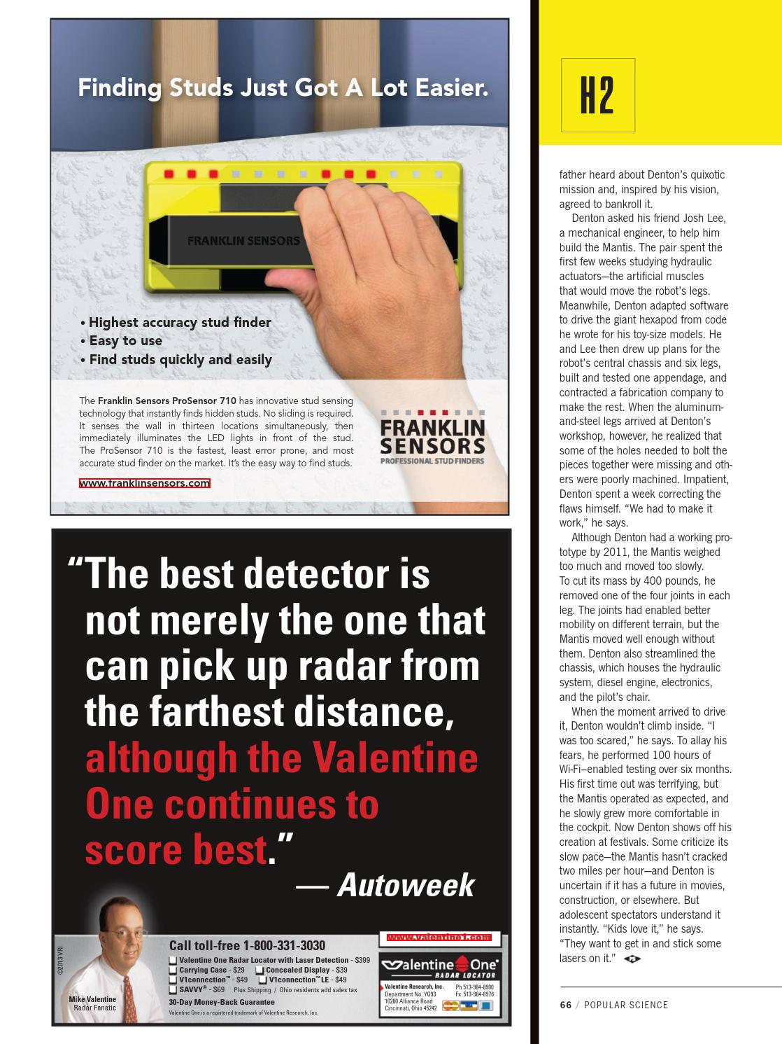 Popular science usa 2013 09 by Science and Technology - issuu