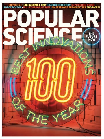 Popular science usa 2013 12 by Science and Technology - issuu
