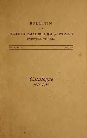 Statenormalsch191819stat By Greenwood Library Issuu
