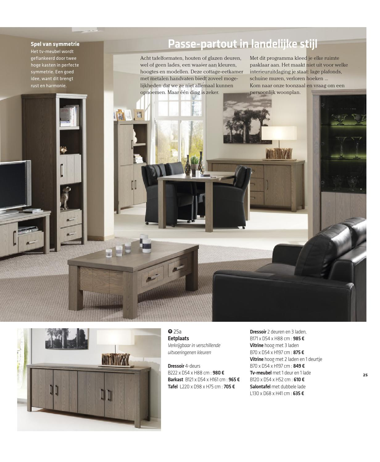 Catalogus Stevens Meubel Zomer 2014 by Hannibal - issuu