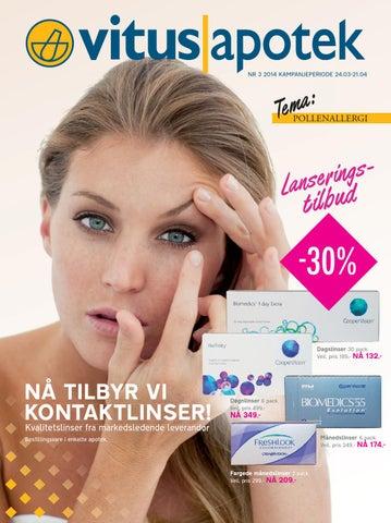 9510d3a71175 Vitusapotek - Kampanjemagasin Påske 2014 by Vitusapotek - issuu