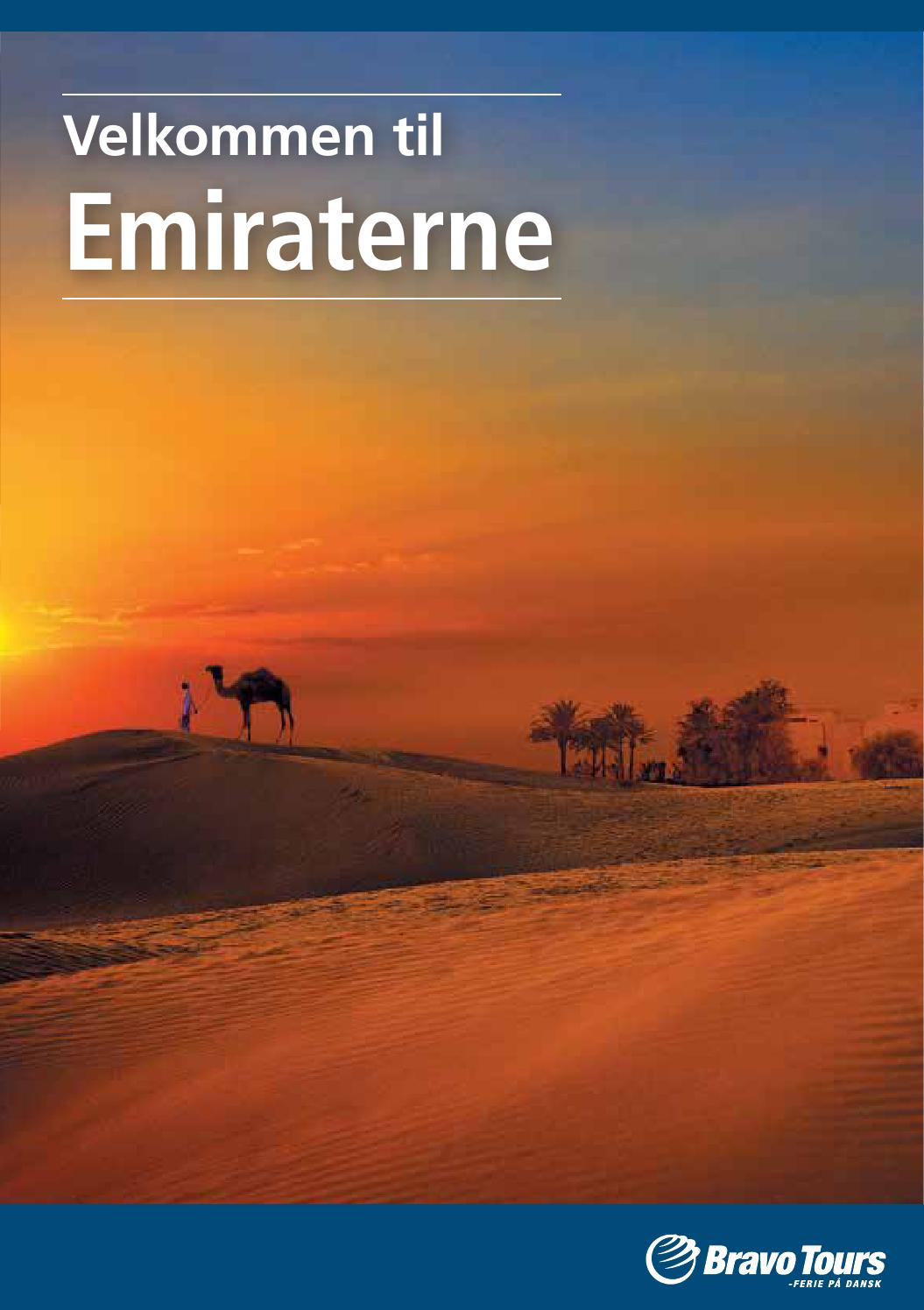 Emiraterne Miniguide By Primera Travel Group Issuu