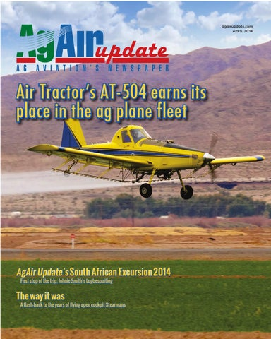April 2014 - U S  Edition in English by AgAir Update - issuu