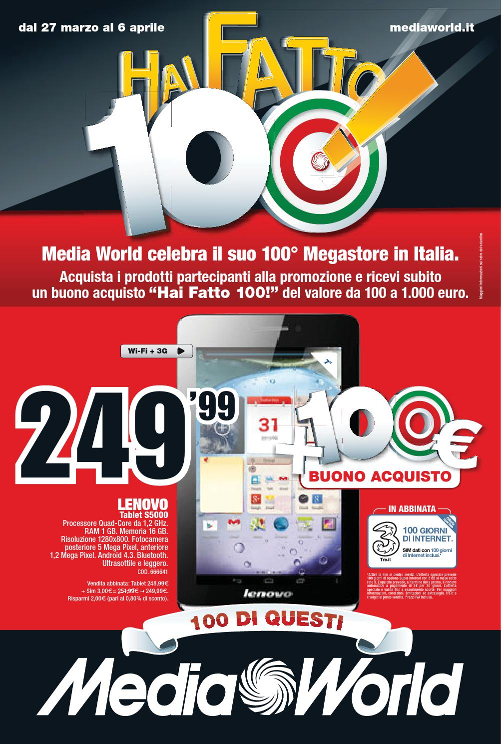 Meliconi Porta Tv Mediaworld.Media World By Catalogofree Issuu