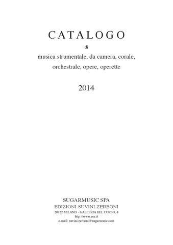 Esz catalogo generale 2014 (1) by Hal Leonard MGB srl - issuu db260d36628