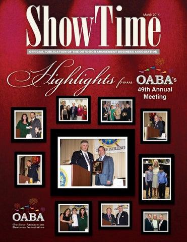Showtime Magazine By Spotlight Graphics Issuu