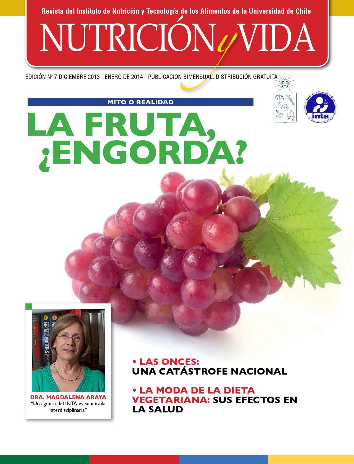 Nutrición y vida 7 by INTAUChile - issuu