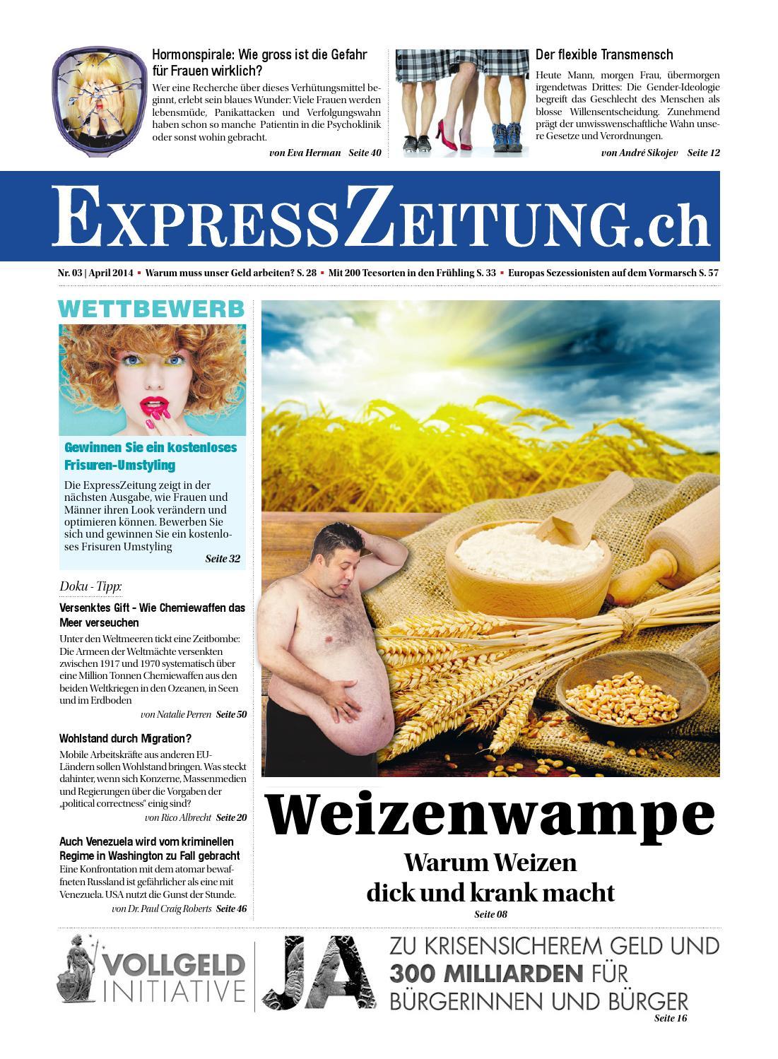 Express Zeitung April by TradeXpress - issuu