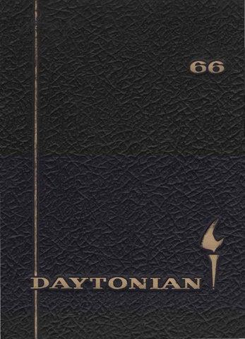 Daytonian 1966 by eCommons - issuu