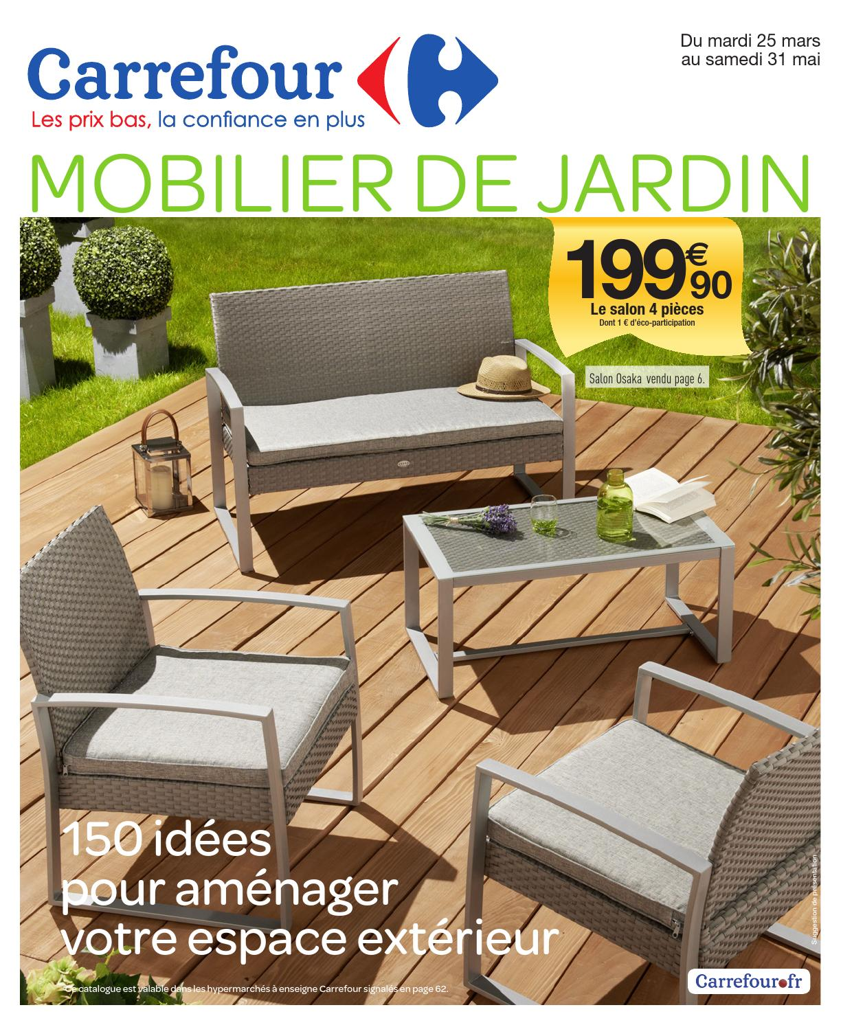 Catalogue Carrefour - 25.03-31.05.2014 by joe monroe - issuu