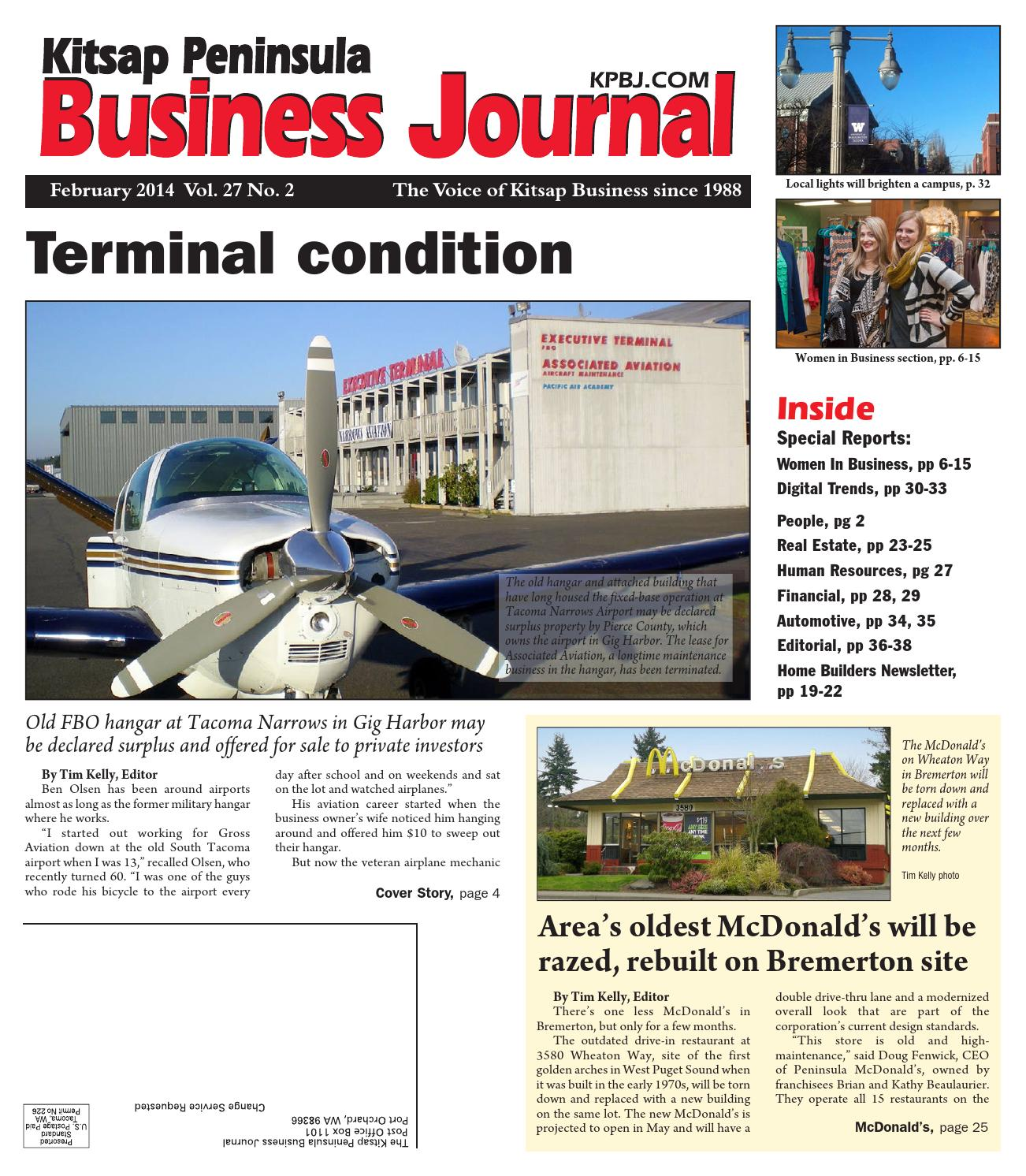 Kitsap Peninsula Business Journal 27 02 By Sun Digital