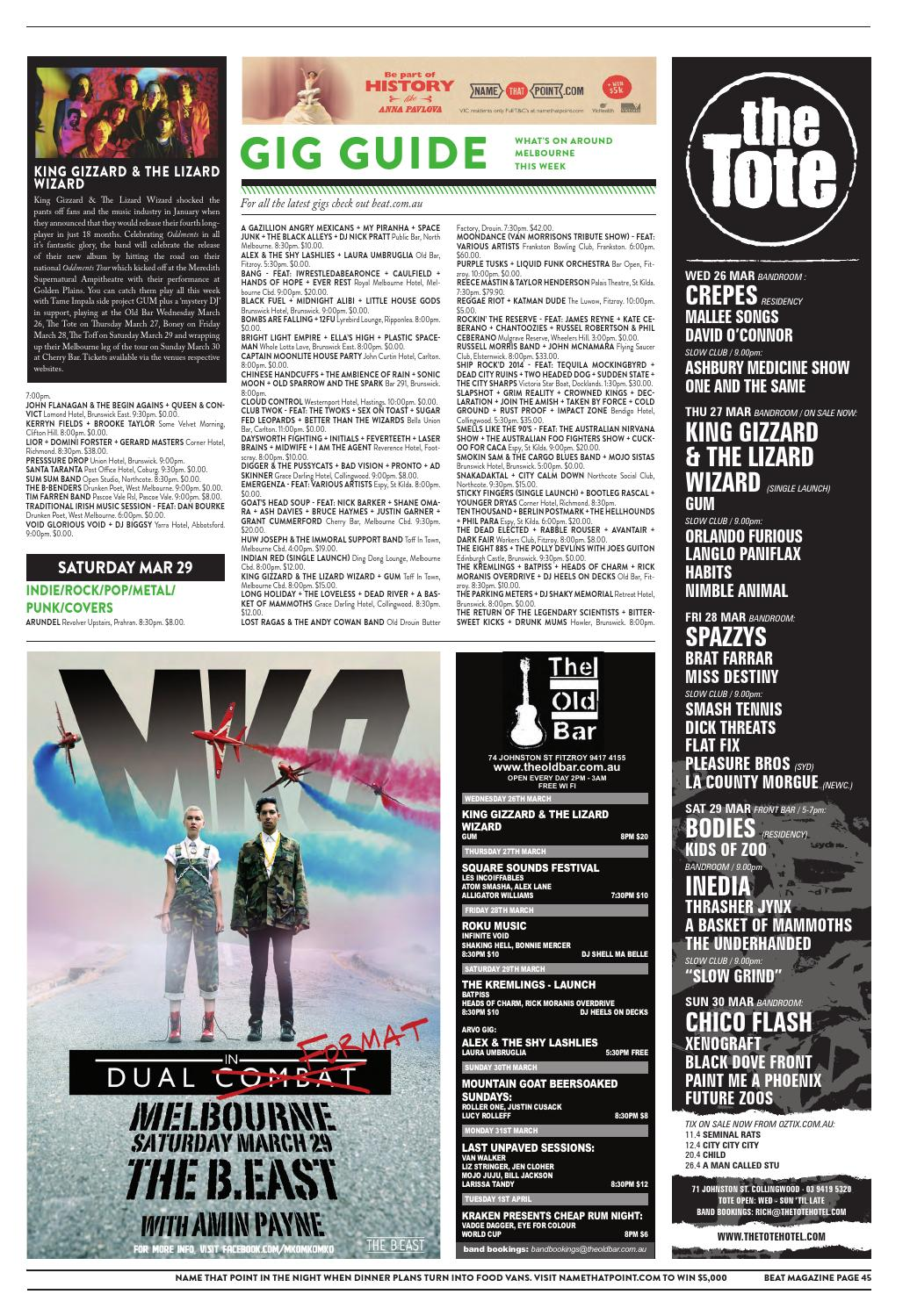 Beat Magazine #1415 by Furst Media - issuu