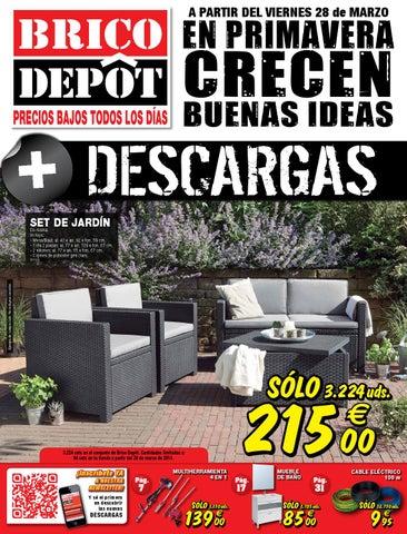 Bricodepot Catalogue 28marzo 10abril2014 By Catalogopromociones Com