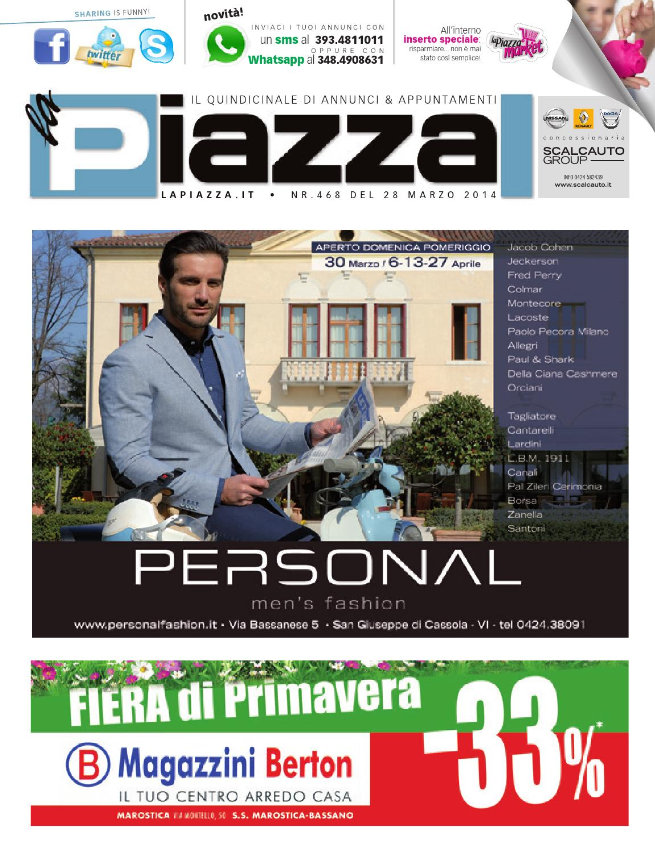 wholesale dealer 5d57c 77fea 468 by la Piazza di Cavazzin Daniele - issuu