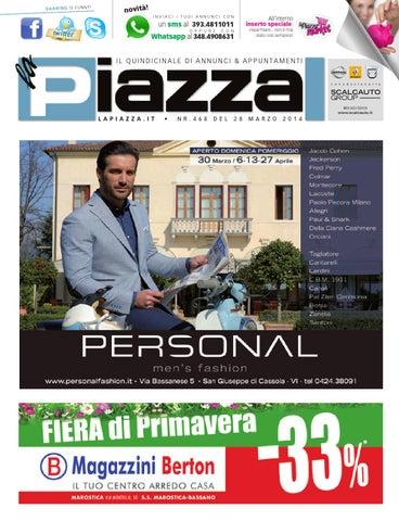 468 by la Piazza di Cavazzin Daniele - issuu fcca57c4606
