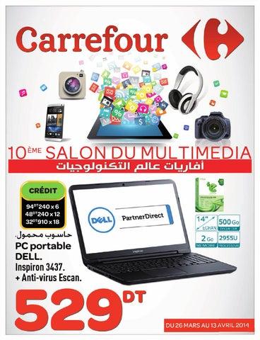 Catalogue Carrefour 10ème Salon Du Multimediac20140326 By