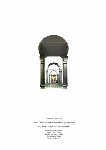 Análisis crítico del ala sainsbury de la national gallery robert ...