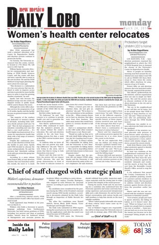 d9f80b3fa54 NM Daily Lobo 032414 by UNM Student Publications - issuu