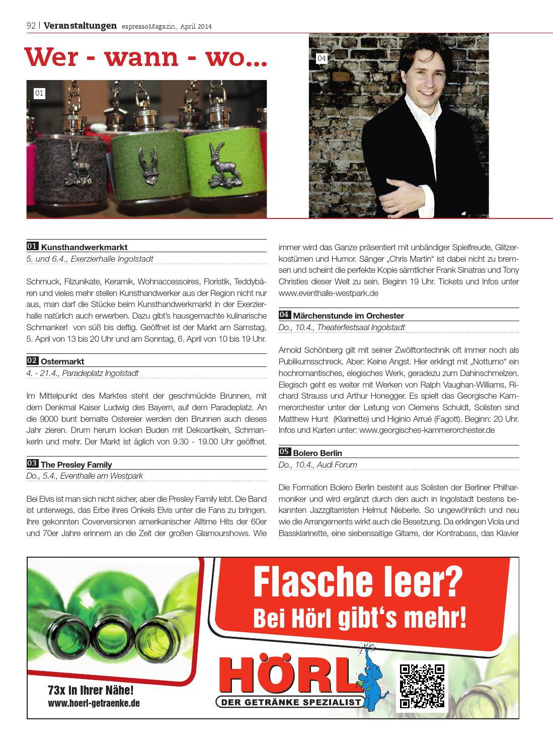 espresso Magazin April 2014 by espresso Magazin - issuu