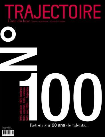 d30e86ede475a7 Trajectoire N°100, Retour sur 20 ans de talents... by Magazine ...