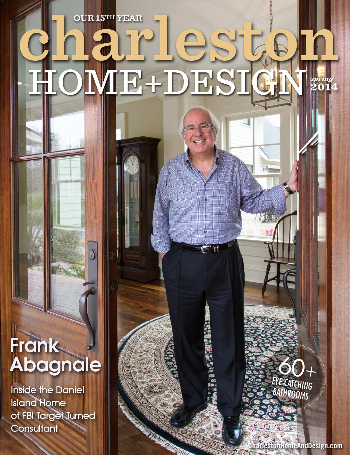 Charleston home design magazine spring 2014 by for Charleston home design magazine