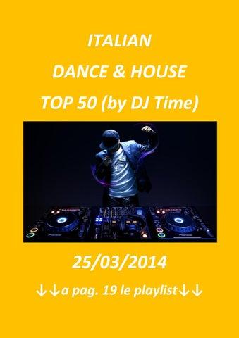 DANCE & HOUSE TOP SONGS 25/03/2014 by Fabio Tempo - issuu