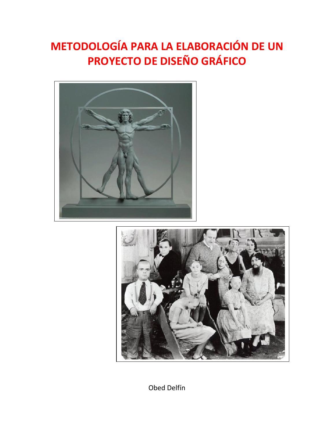 Metodología para la elaboración de un proyecto gráfico by Obed ...