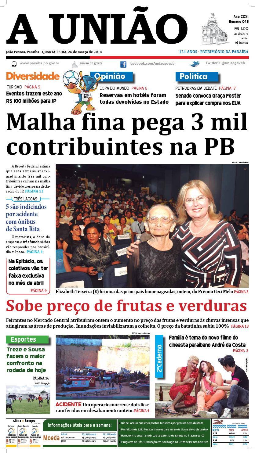 36a4fcd66a Jornal A União by Jornal A União - issuu