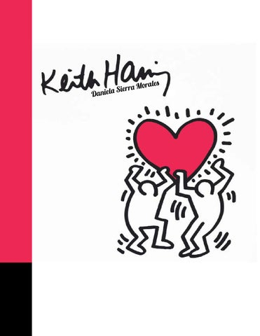 Keith Haring by Dany Sierra - issuu