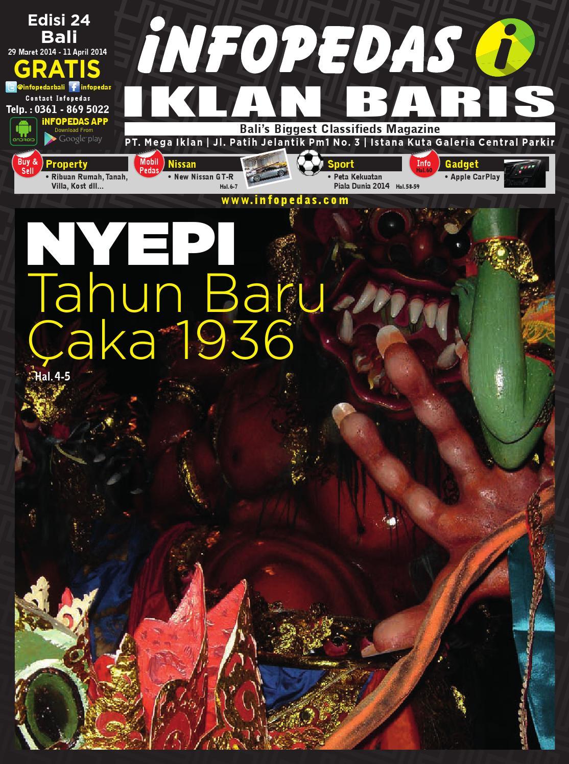 Majalah iNFOPEDAS edisi 24 by PEDAS issuu