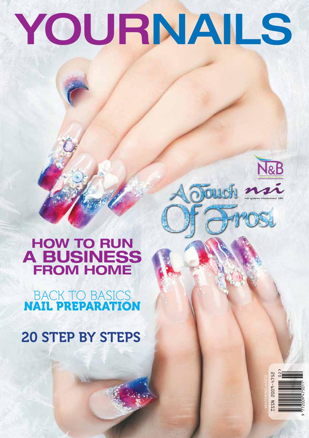 Your Nails Magazine by Your Nails - issuu
