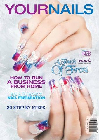 5778fc65d Nails magazine 2014 05 by Reforma Nails CZ - issuu