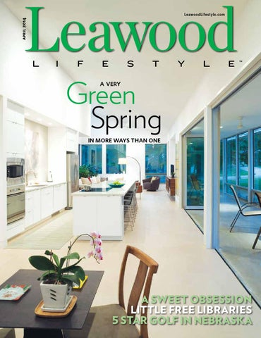 Leawood lifestyle april 2014