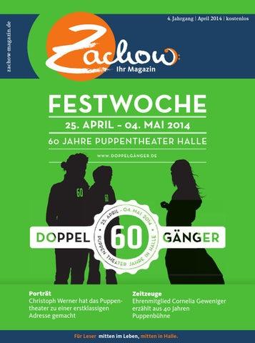 April 2014 | Zachow - Ihr Magazin by Mediengruppe Mitteldeutsche ...