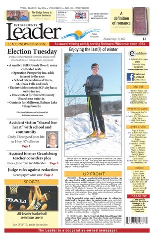 Leader | march 26 | 2014
