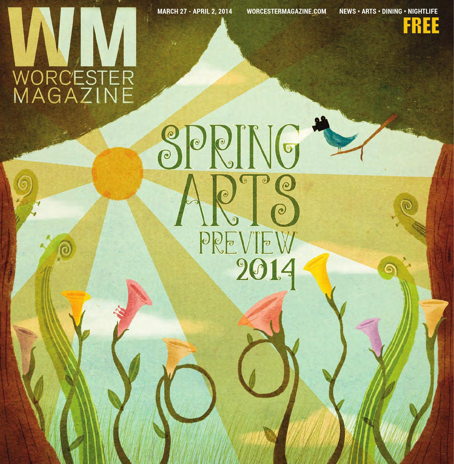 Worcester Magazine March 27 2014 By