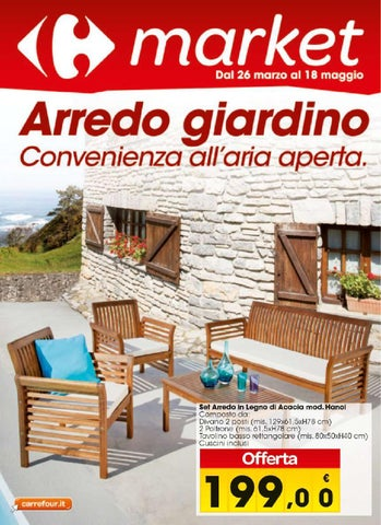 Carrefour giardino by catalogofree issuu for Carrefour arredo giardino