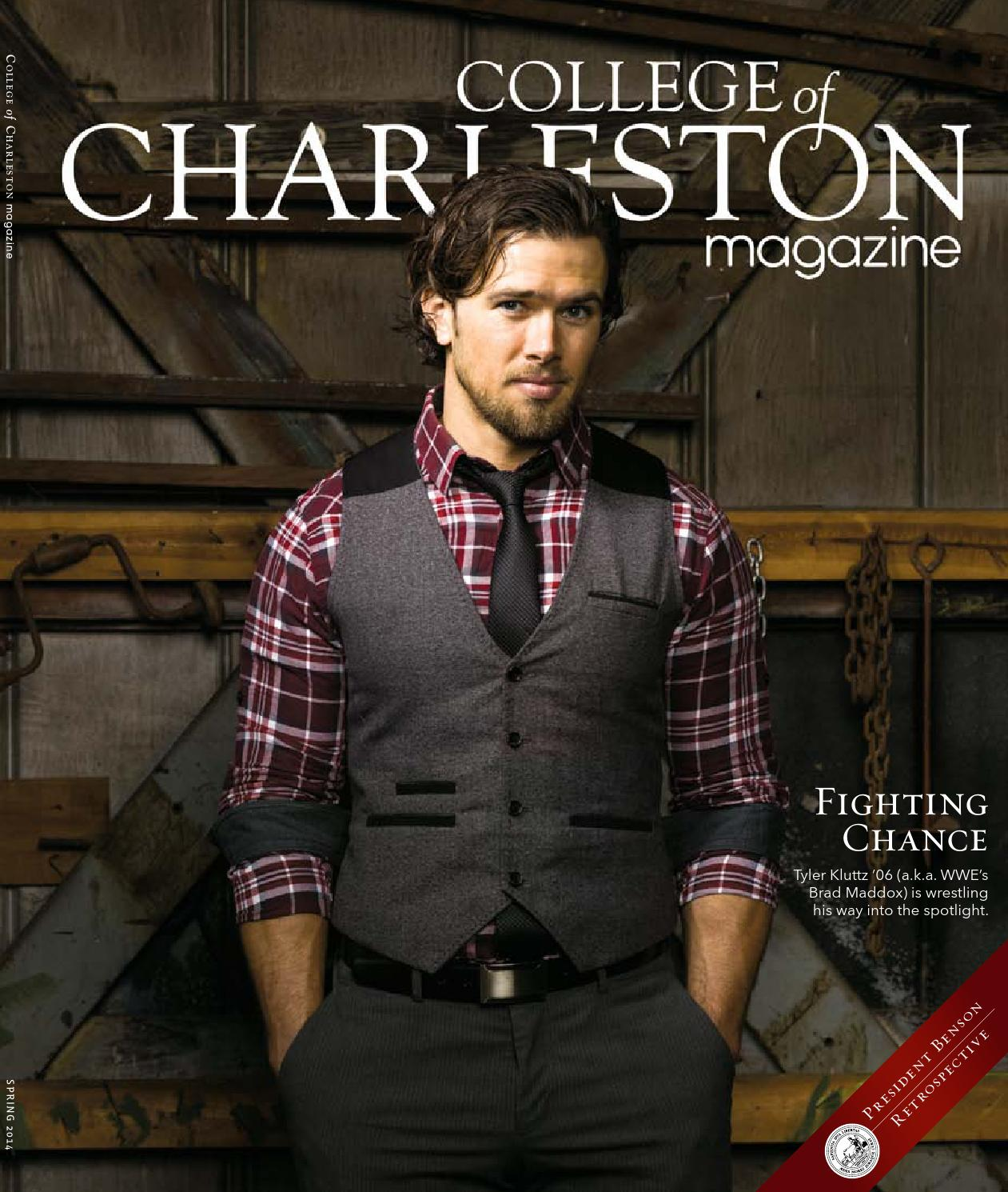 e41692f796 College of Charleston Magazine Spring 2014 by College of Charleston - issuu