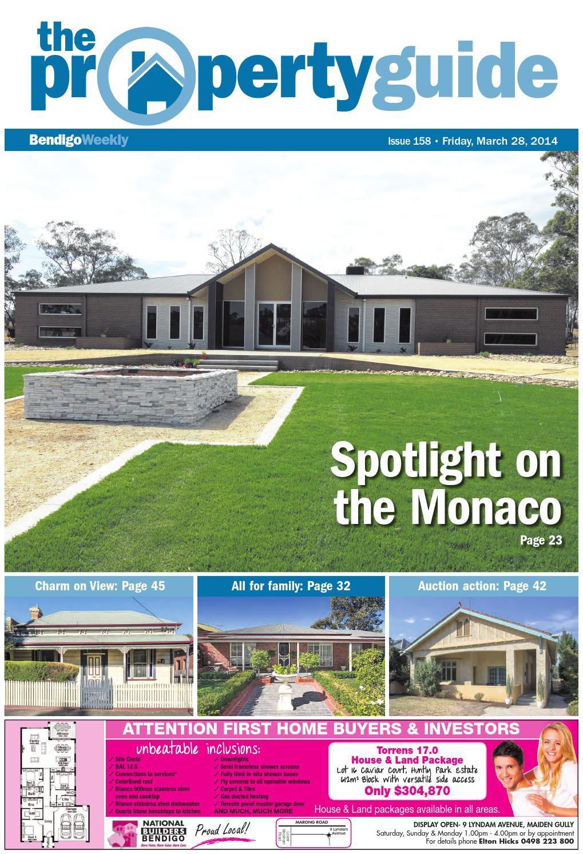 bendigo weekly property guide issue 158 friday march 28 2014 by rh issuu com
