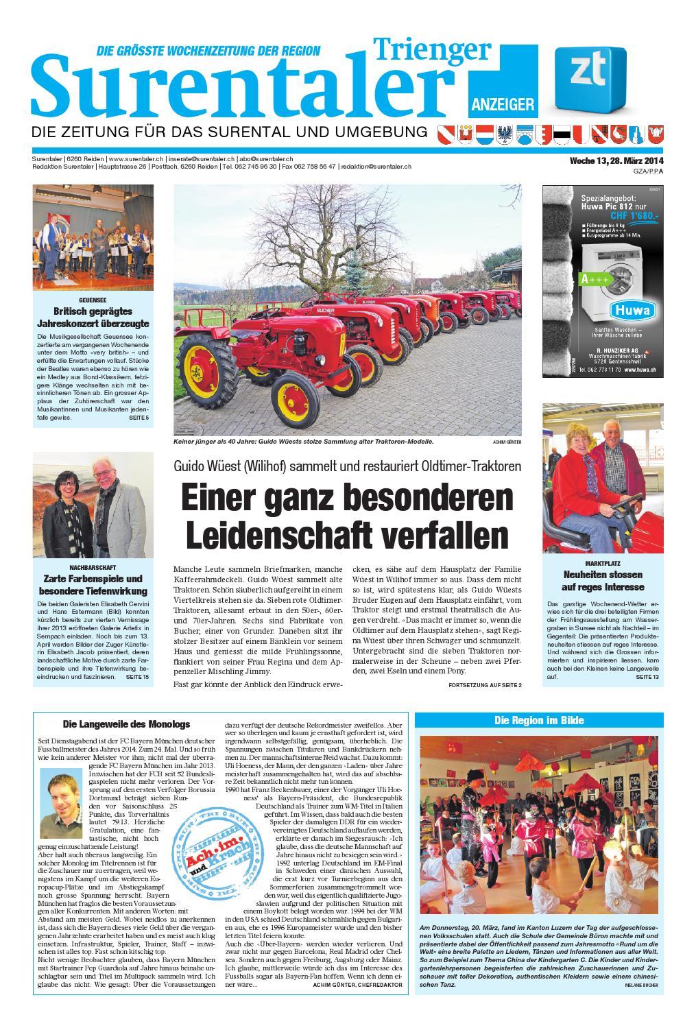 31-2014, Nidwaldner Blitz by Blitz - issuu