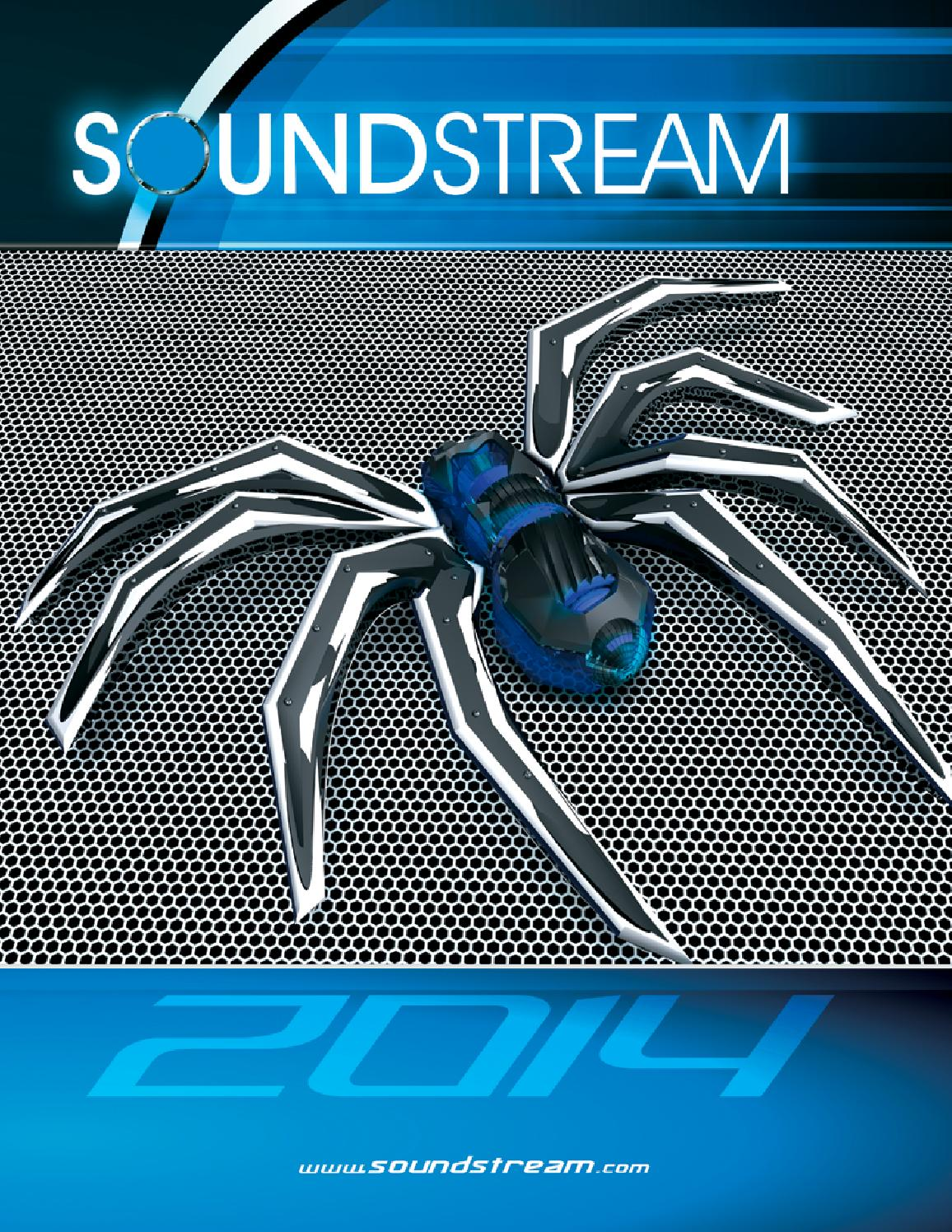 Soundstream 2014 Catalog By Kicker Middel East Issuu 210hz Subwoofer Processing Circuit Low Pass Filter Board Kit