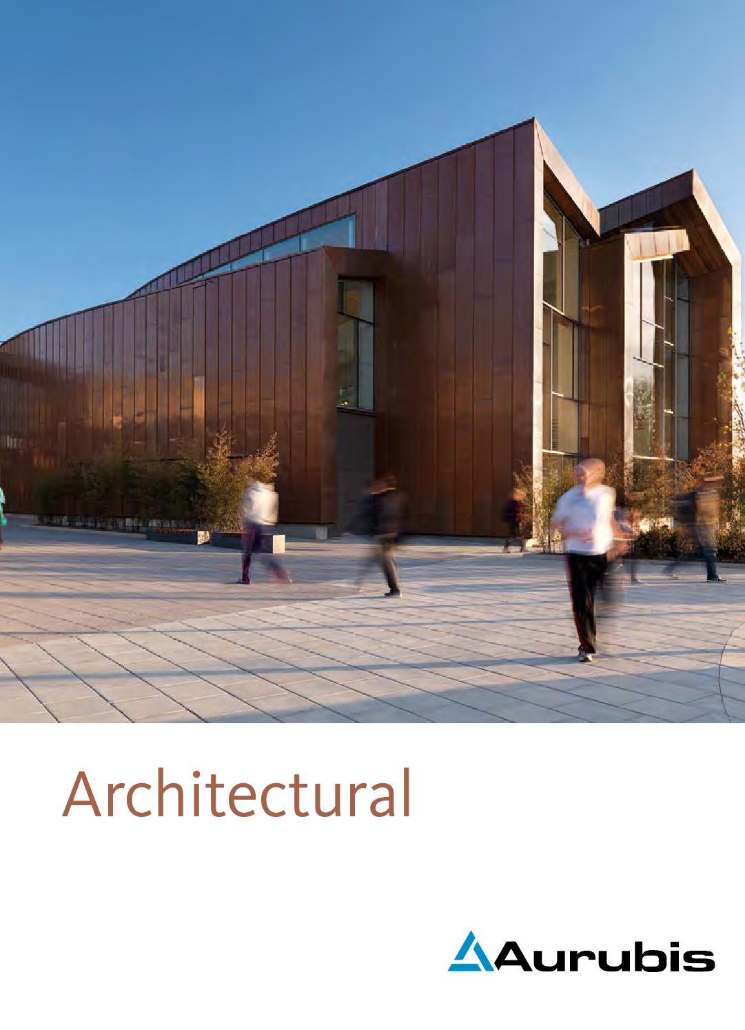 aurubis architectural brochure 2014 by aurubis finland oy. Black Bedroom Furniture Sets. Home Design Ideas