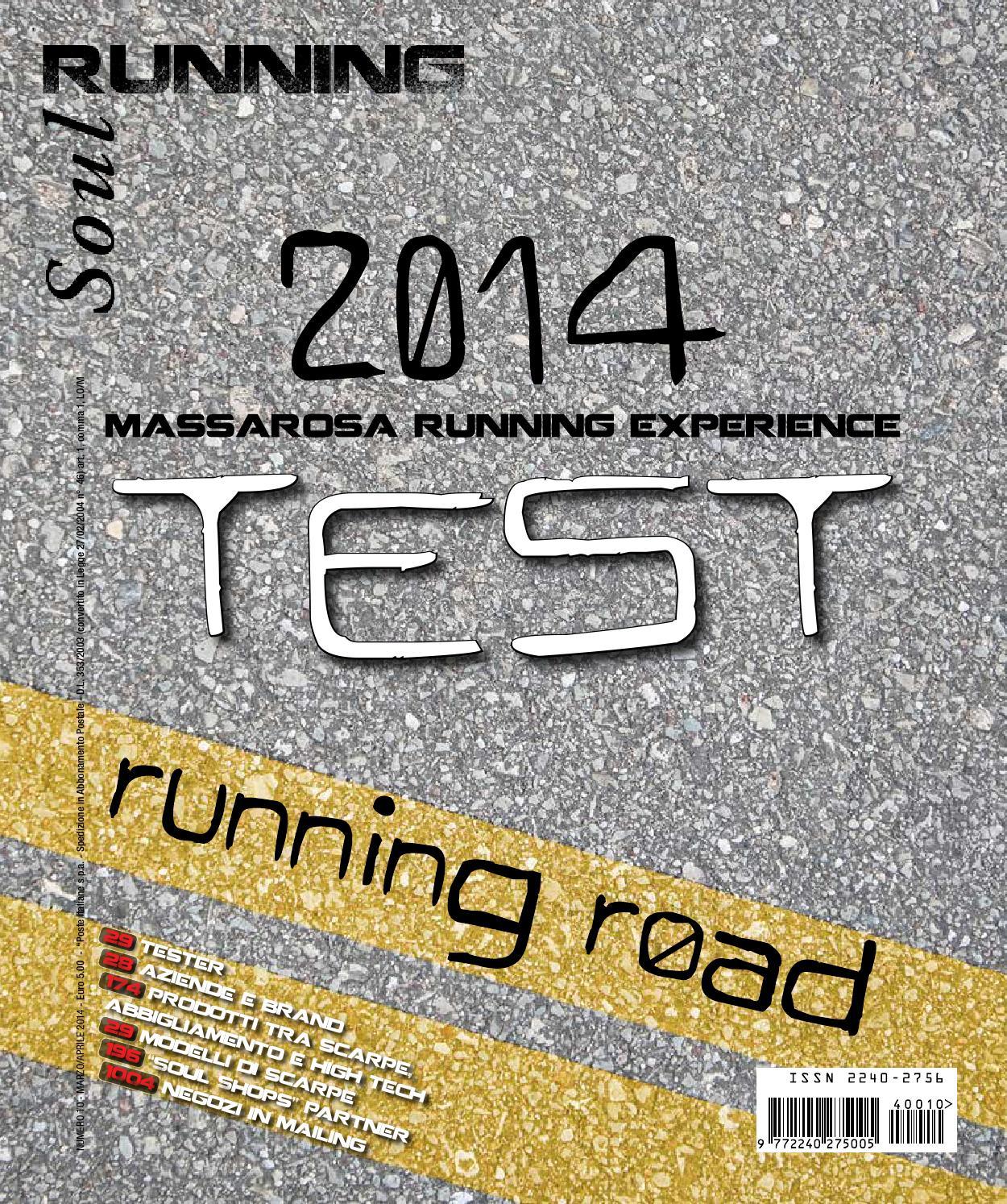 Guida TEST road 2014 by SoulRunning - issuu 3028c1e1e77