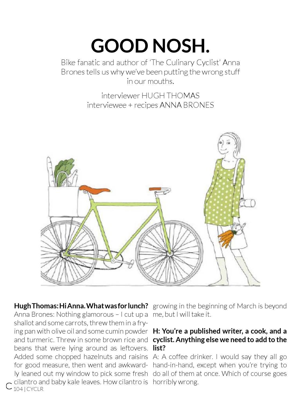 Cyclr Magazine Vol. 1 by Cyclr - issuu