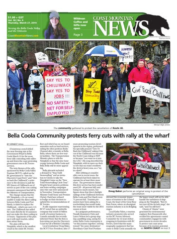 Coast Mountain News, March 27, 2014 by Black Press Media Group - issuu