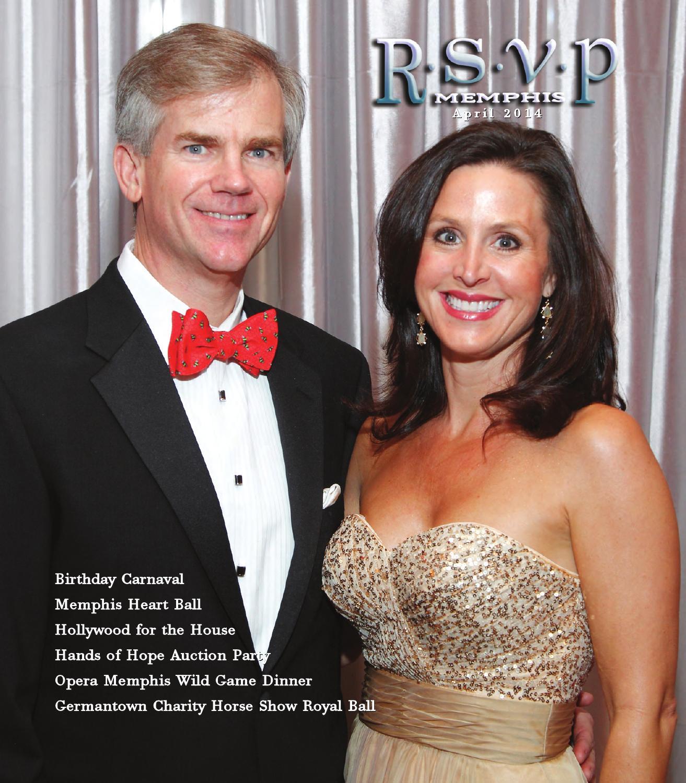 RSVP Magazine April 2014 By RSVP Magazine