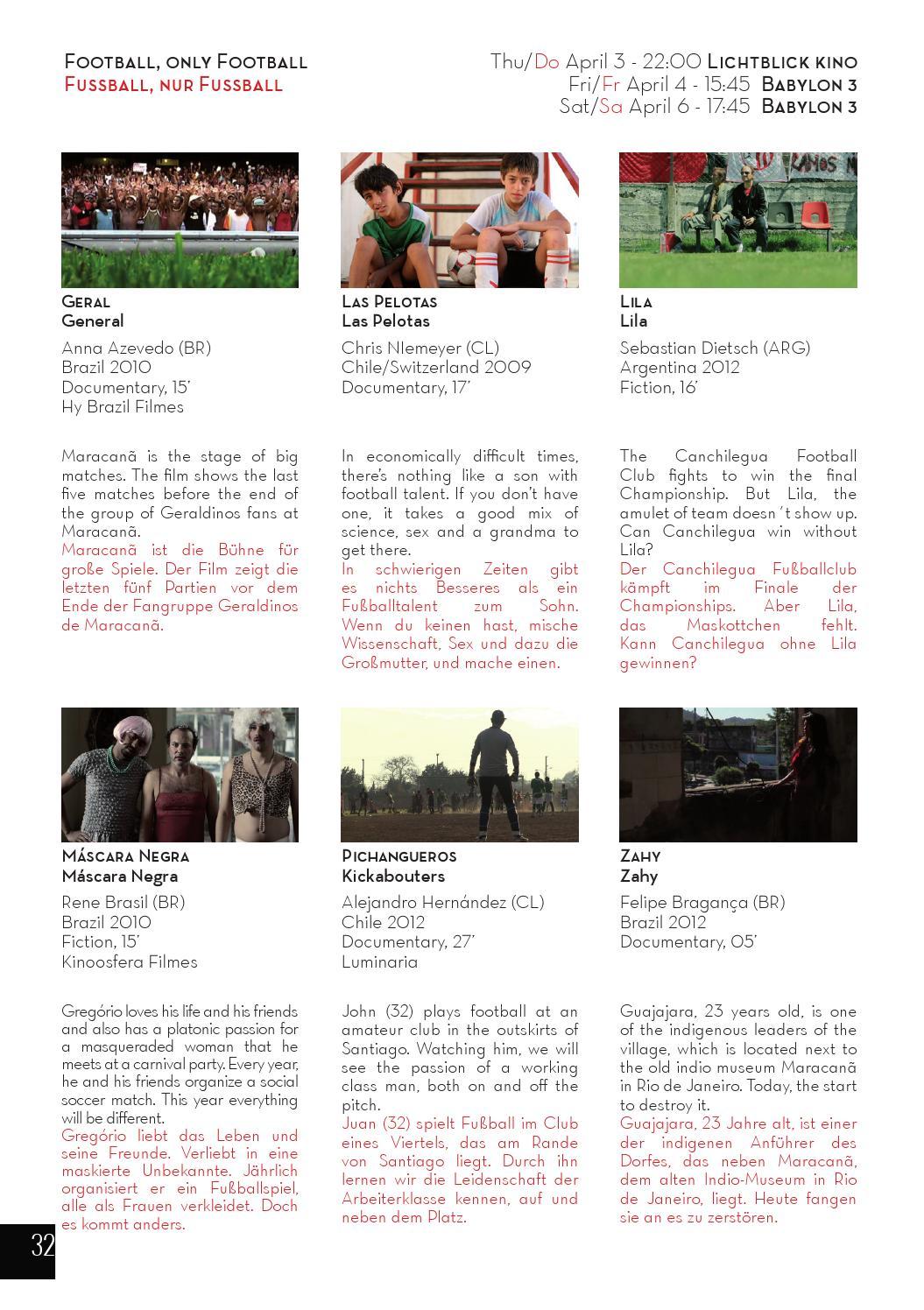 4 Latin American Short Film Festival Berlin By Lakino