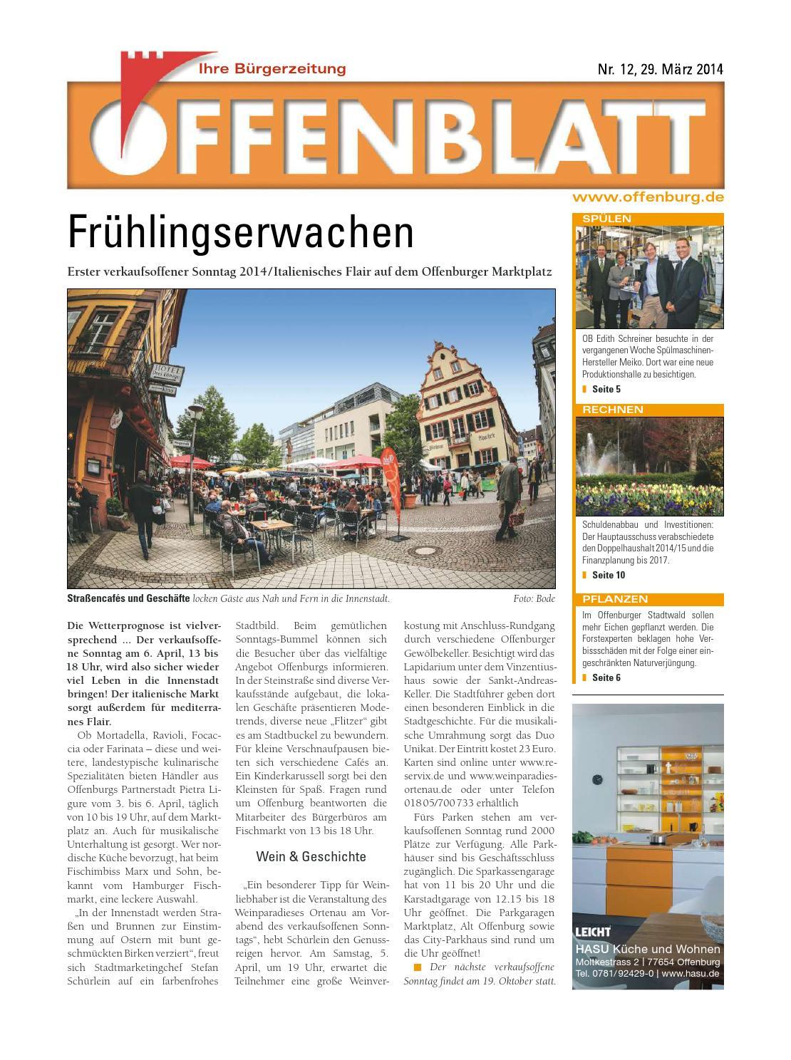 offenblatt 12 2014 by offenburg offenblatt issuu. Black Bedroom Furniture Sets. Home Design Ideas