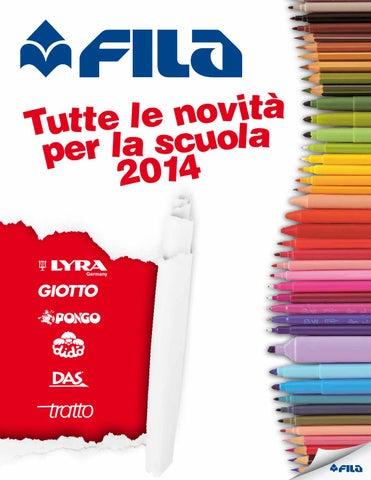 Fila scuola 2014 by Dalmasso Snc - issuu 5a4f0143de2